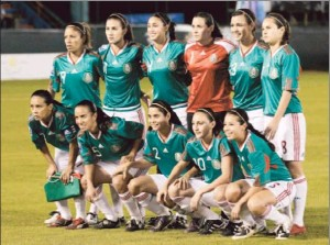 Mexico's soccer team